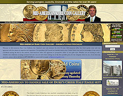 Mid-American Rare Coin Gallery